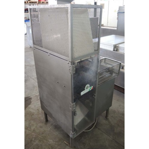 Palga Combi Semi Automatic Kebab Machine