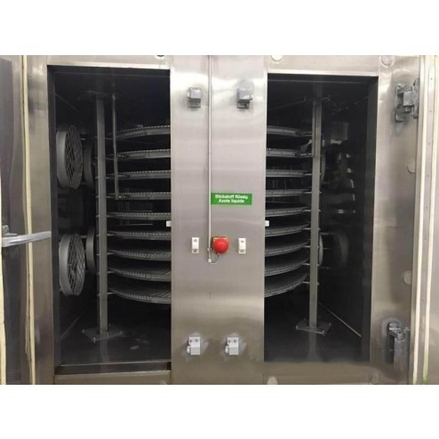 CES Cryogenic Spiral Freezer