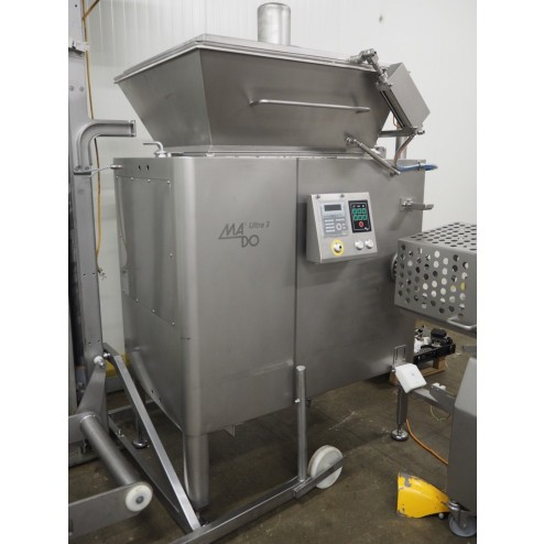 MADO automatic minced meat portioning system