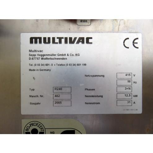 Multivac R240 Thermoformer