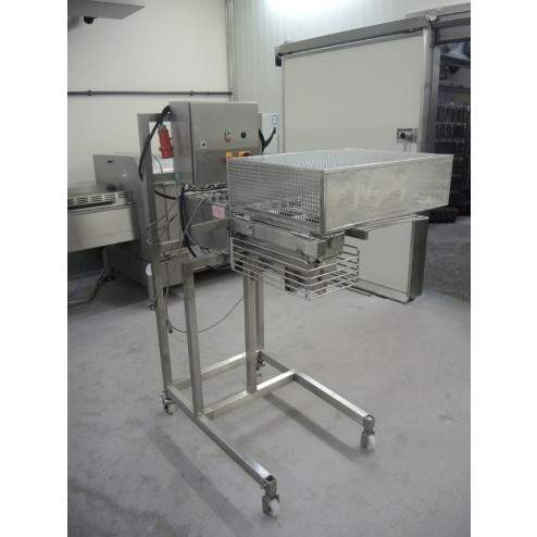 Franz Nahrungsmittelmaschinen MST 64/300 Strip Cutter