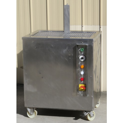 Webomatic Mobile Hot Water Dip Tankv