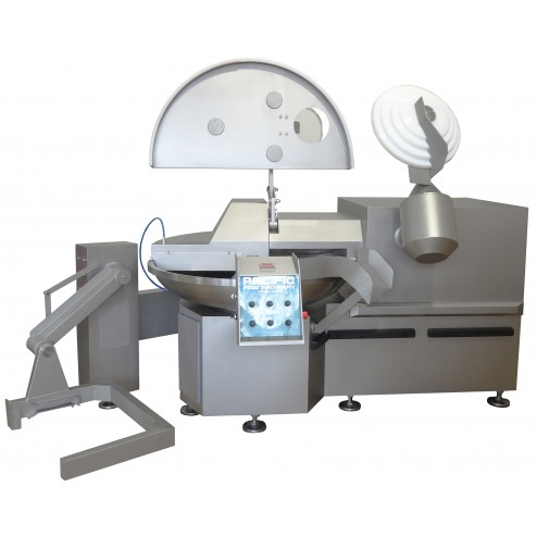 PACIFIC 200L Bowl Cutter With Unloader