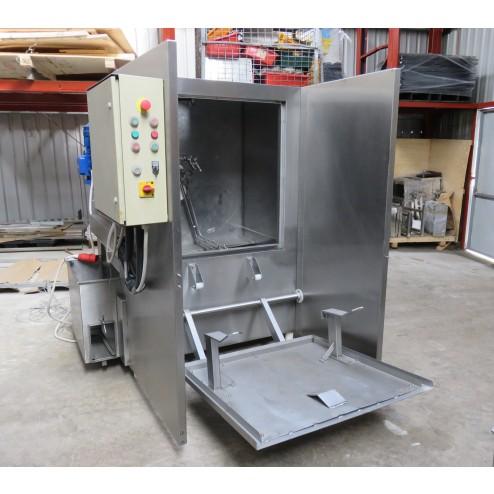 200L Euro Bin Washer