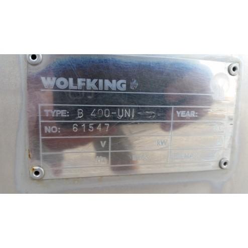 Wolfking B400 Fresh & Frozen Complete Mince Line