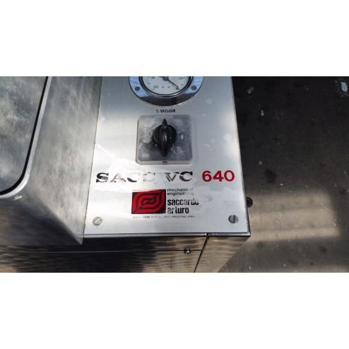 Saccardo VC640 Vacuum Packer