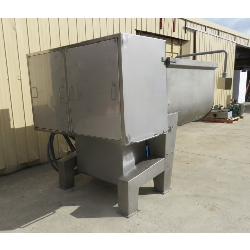 Wolfking TSMG 1500-250 Mixer Mincer