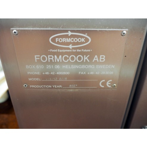 Formcook AB Forming Machine - Wiking 6049