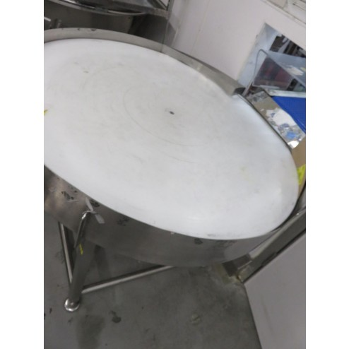 1200mm Stainless Steel Rotary Table (Lazy Susan)