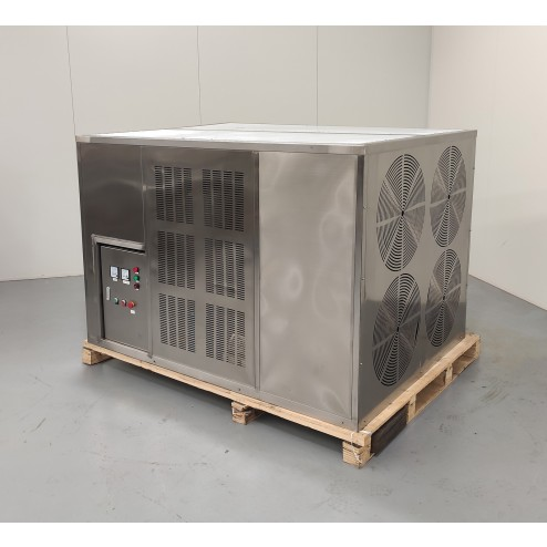 PACIFIC 3000kg Flaked Ice Machine