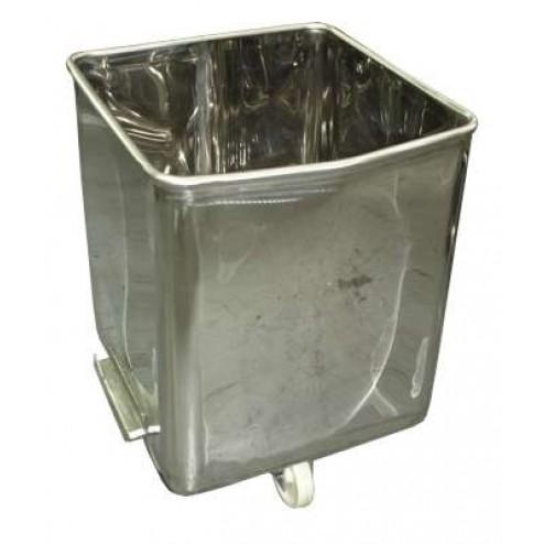 PACIFIC 300L Stainless Steel Dump Bin