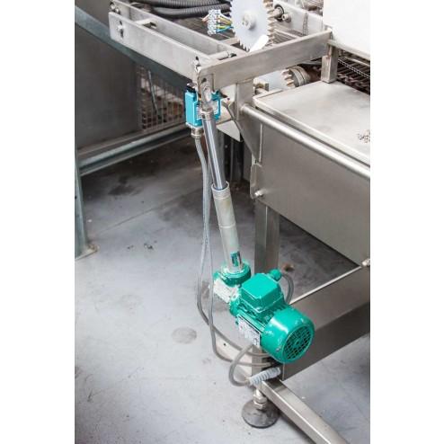 300mm Frampton Bar Making Machine - Under Side Bar Model