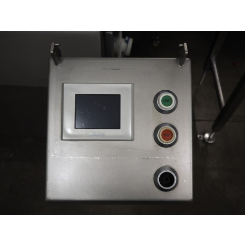 Mado automatic mince portioning machine, Portifix POG 523