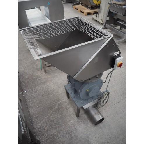 Stainless Steel Shredder