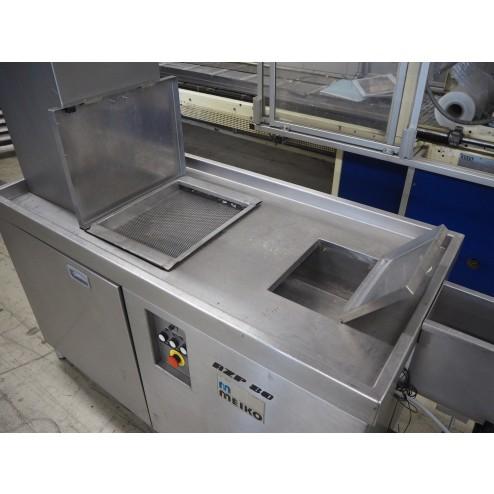Meiko AZP80 - Food Waste System
