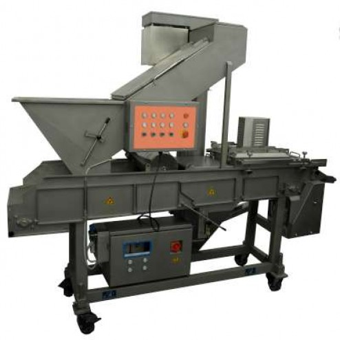Pacific 400mm Crumbing Machine