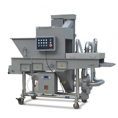 PACIFIC 600mm Crumbing Machine