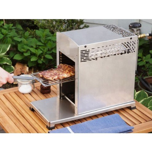 PACIFIC Commercial Infrared Gas Grill