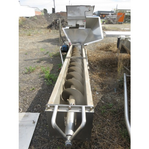 Used Screw Conveyor [5]