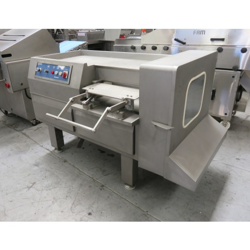 Demo PACIFIC 550 Dicer