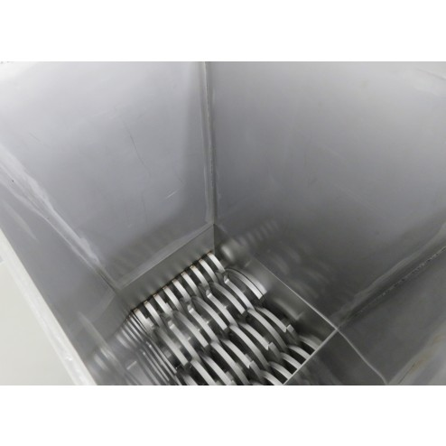 PACIFIC Stainless Steel Industrial Shredder & Bone Breaker