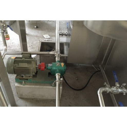 PACIFIC 400mm 3.5M Continuous Fryer with Sediment Removal