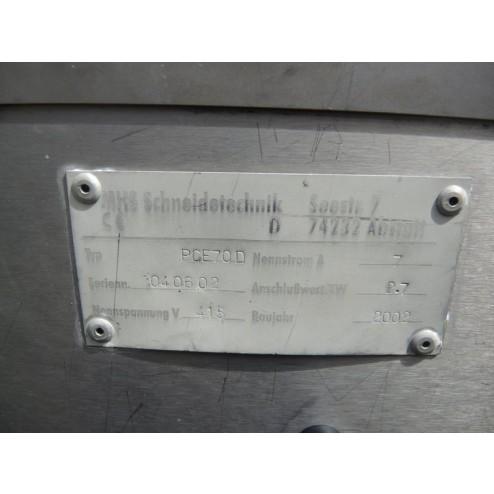 MHS PCE 70D Slicer
