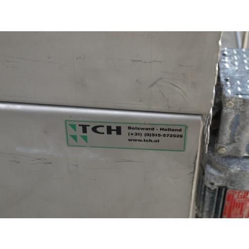 TCH Dual Lane Cordon Bleu Folder