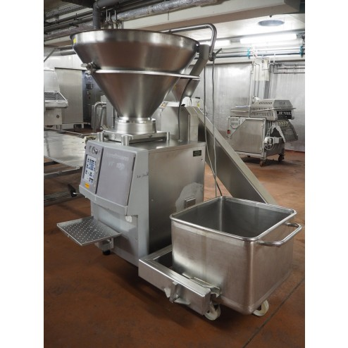 Handtmann VF100B Vacuum Filler with Lifter