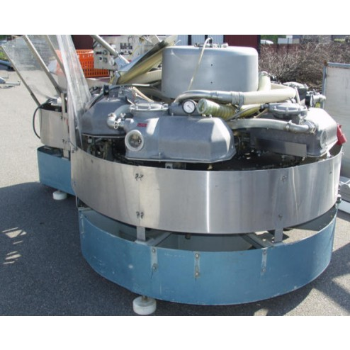 CRYOVAC 8310 B18 OLD RIVERS Rotary Vacuum Machine