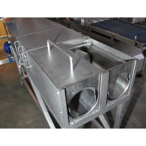 Scottnet Automation Double Chamber Ham Stuffer