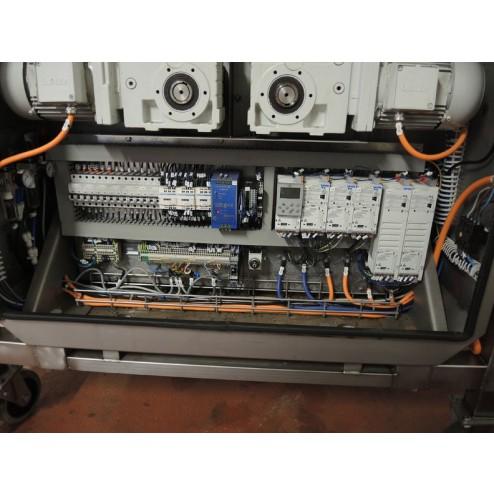 Marel Platino 800 Flattening Machine