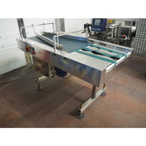 Stainless Steel Inliner Conveyor (4x 63 mm)