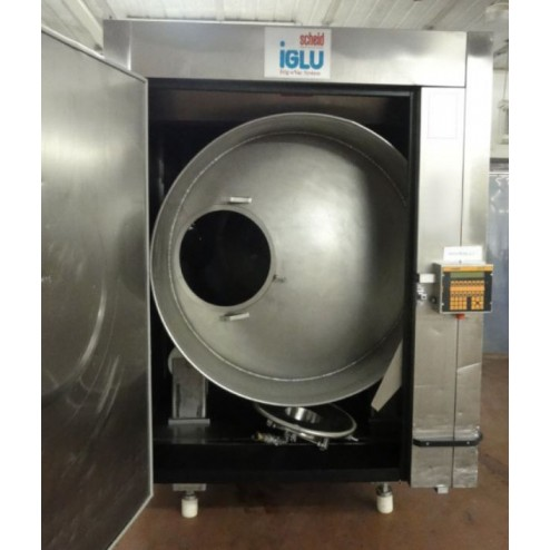 Iglu Scheid 2500 MC Cooled Vacuum Tumbler