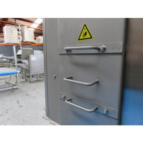 Pacific Shredamatic Industrial Cooked Meat Shredder
