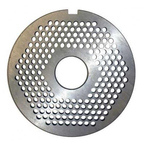8mm / 200mm Mincer Grinder Plate