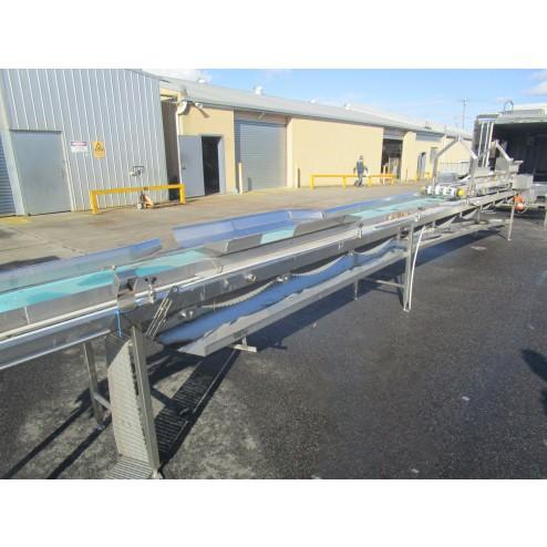 Used conveyor [C21] -  280/200mm x 5500mm