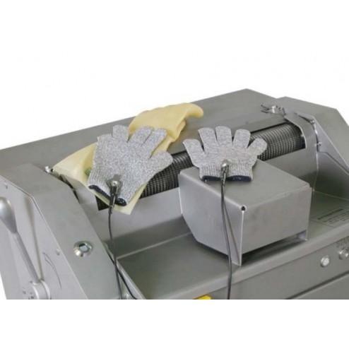 Grasselli 600mm Derinder with CLO safety glove attachment