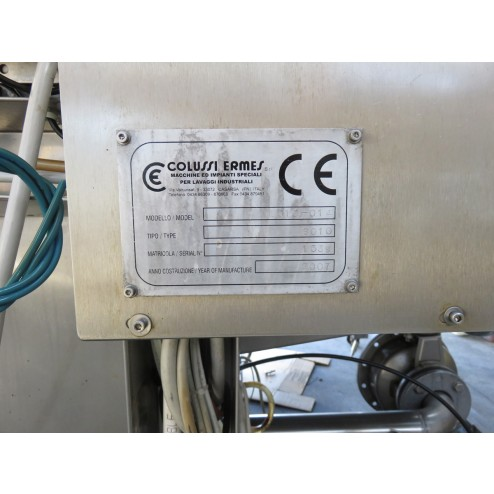 Colussi Ermes S.r.l. 200L 9010 Bin Washer