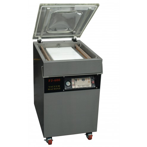 Pacific 600 double bar vacuum packer sealer