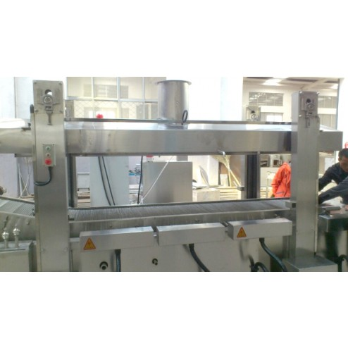 PACIFIC 600mm 4.5M Continuous Fryer