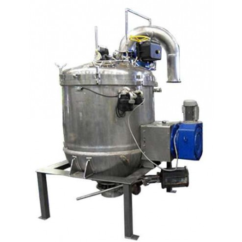 Giusti 1000L Cooking Vessel
