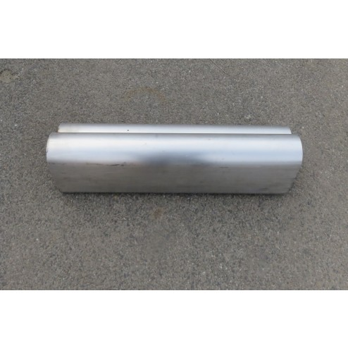 Round Clasped Stainless Steel Virginia Ham Mould