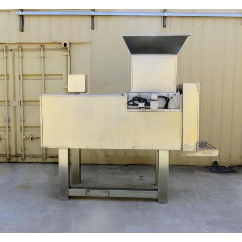 Holac VA-150 Dicer with Infeed Hopper