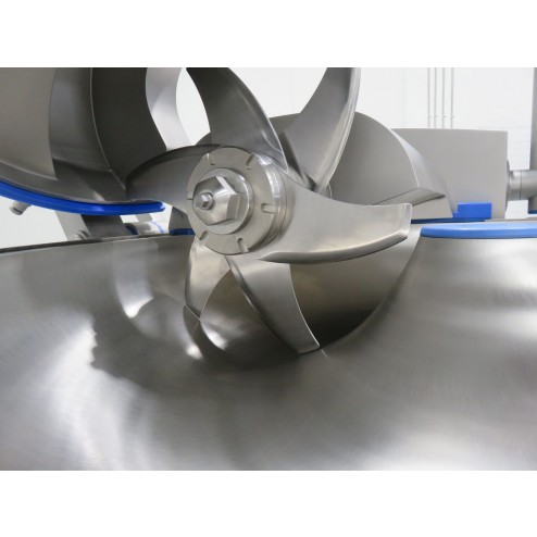 PACIFIC 130L Bowl Cutter With Unloader