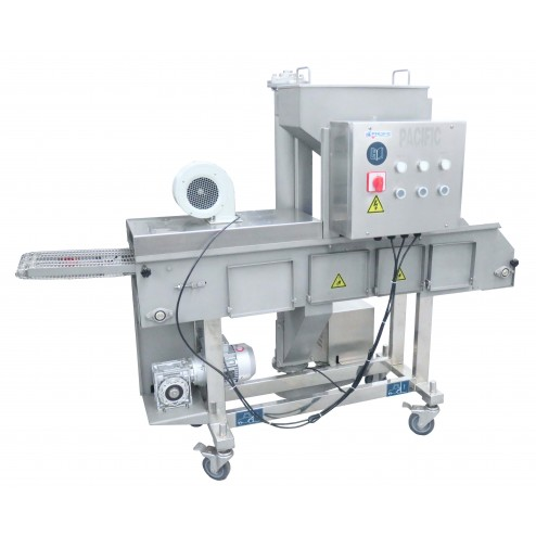 Pacific 200mm Crumbing Machine