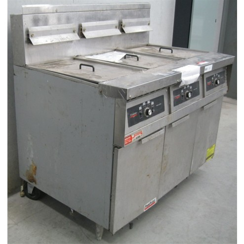 Frymaster Split Pan Deep Fryer