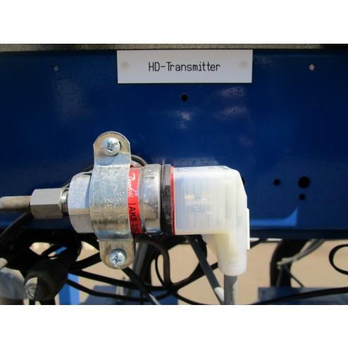 Bitzer compressor rack