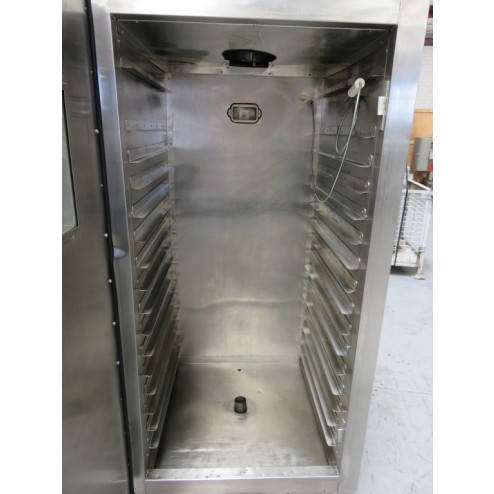 Smo-king 1122 turbo smoke oven
