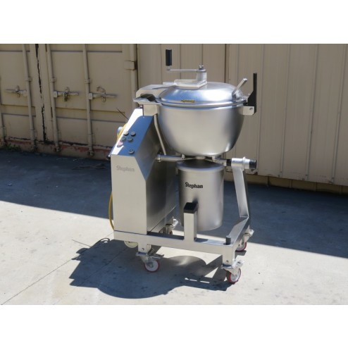 Stephan UM44-S Tiltable Universal Machine
